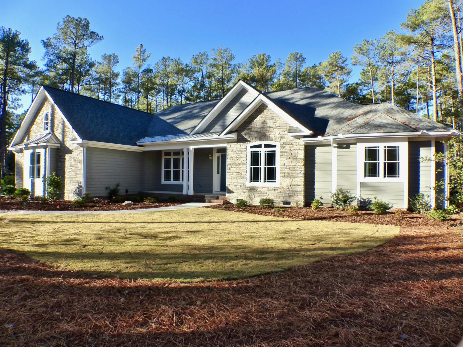 Moore County Nc Home Builders